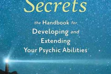 Remote Viewing Secrets - later book cover